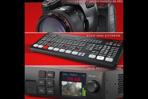 New Blackmagic Design Products