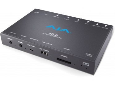 Heightened Demand for Educational Streaming with AJA HELO
