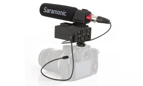 Saramonic MixMic Aadapter