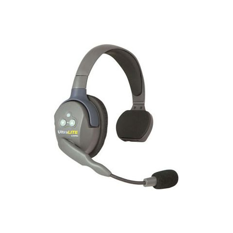 Eartec UltraLITE Single Remote Headset with Rechargeable Lithium Battery