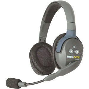 Eartec UltraLITE Double Remote Headset