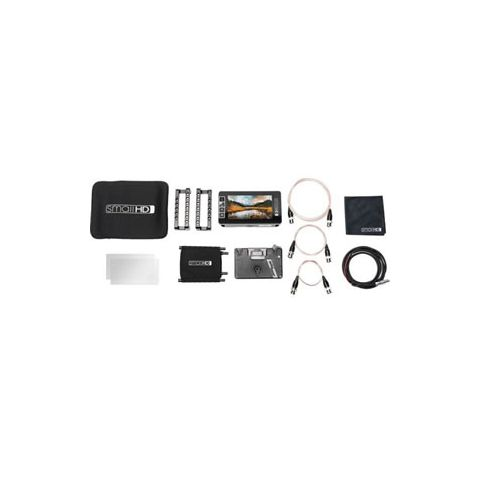 Small HD 503 ULTRA BRIGHT DIRECTORS KIT - GOLD MOUNT