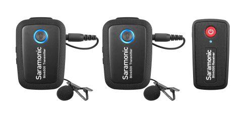Saramonic Blink 500 B2 (TX+TX+RX)