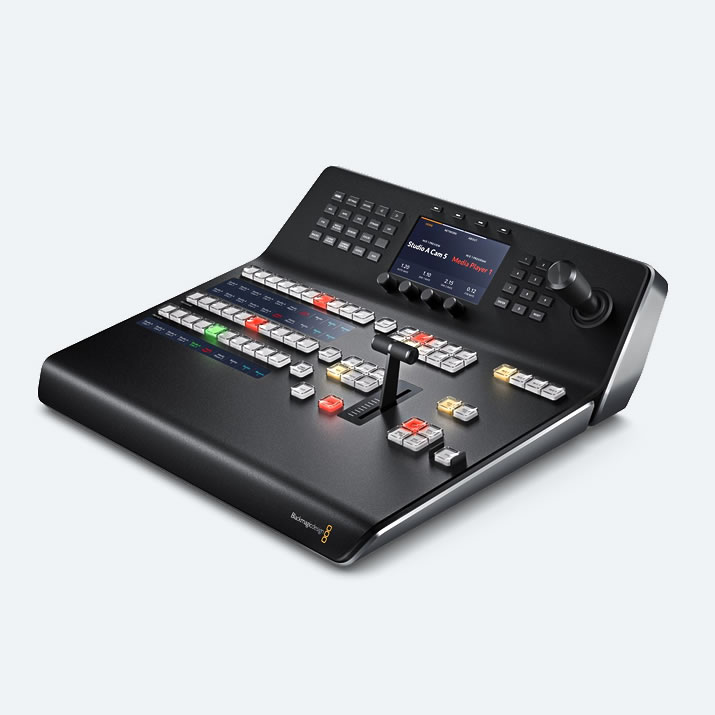Production Switchers and Controllers